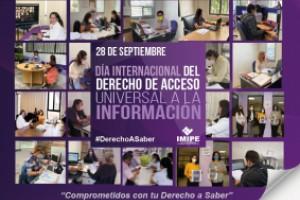 Con acciones firmes, se consolida en Morelos el Derecho A Saber
