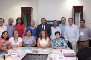 """<a href=""""/culminan-trabajos-de-la-jornada-de-sesiones-tematicas-del-sistema-nacional-de-transparencia-en"""">Culminan trabajos de la Jornada de Sesiones Temáticas del Sistema Nacional de Transparencia en Morelos </a>"""