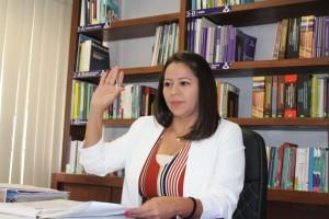 Rinde Cuentas Dora I. Rosales Sotelo por Comisión de Capacitación, Educación y Cultura.