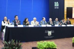 """Presenta el IMIPE y Copuex el libro """"Monitor democrático 2019: Causas y efectos jurídicos del viraje electoral (2018) vs el pluralismo en México"""""""