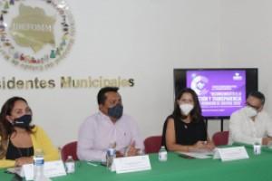 Suma IMIPE esfuerzos con municipios en pro de la Transparencia