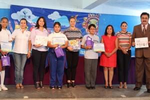 Premia el IMIPE a niños ganadores del 5º Concurso de Dibujo