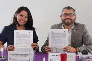 IMIPE y la Secretaría de Administración firman convenio de colaboración