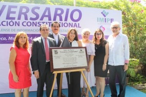 Celebra el IMIPE 15 Aniversario de su creación