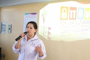 Se reúne IMIPE con IEBEM para dar seguimiento a la campaña Juntos Nos Cuidamos