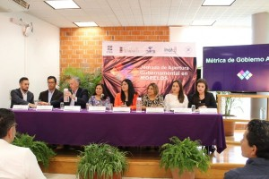 Realiza con éxito el IMIPE Jornada de Apertura Gubernamental