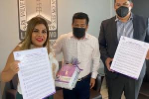 ACUERDAN IMIPE Y PODER LEGISLATIVO REALIZAR ACCIONES EN MATERIA DE TRANSPARENCIA